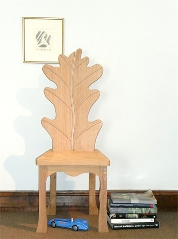 Oak Leaf Chair