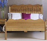 Swallow oak bed